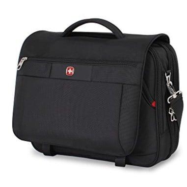 Swiss Gear TSA Friendly ScanSmart Laptop Bag Only .71 (Retail .99)