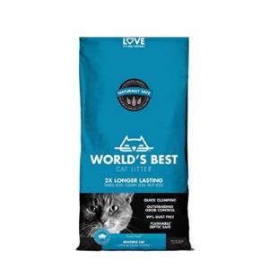 WORLD'S BEST CAT LITTER 28-Pounds Now .77 (Was .95)