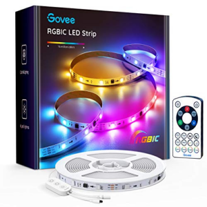 16.4FT LED Lights with Remote Controller Now .99 (Was .99)
