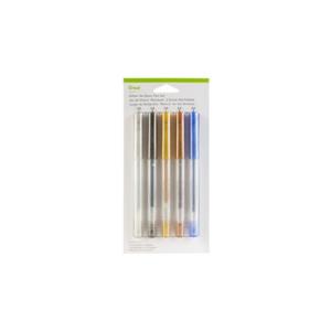 Cricut Glitter Gel Basics Pen Set, 5 Pack Now .79 (Was .99)
