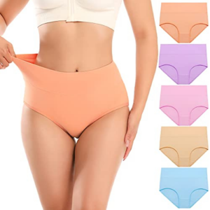 Women's Cotton Underwear Multipack 5-Pack (X-Small) Now .09 (Was .00)