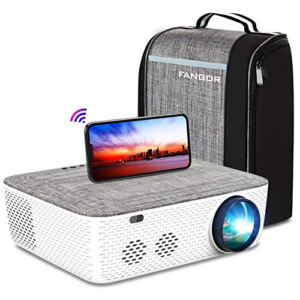 WiFi Projector Native 1080P Projector Now 4.99 (Was 9.99)