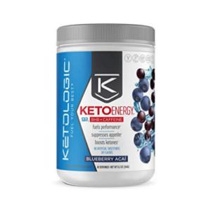 KetoLogic BHB Exogenous Ketones Drink Powder Now .59 (Was .99)