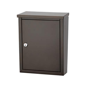 Chelsea Wallmount Mailbox, Small, Graphite Now .21 (Was .89)