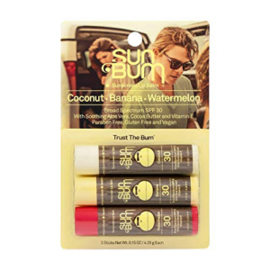 Sun Bum SPF 30 Sunscreen Lip Balm Now .66 (Was .99)