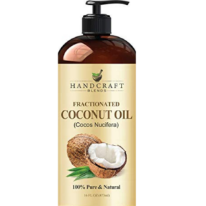 Fractionated Coconut Oil 16 fl. oz Now .85 (Was .95)