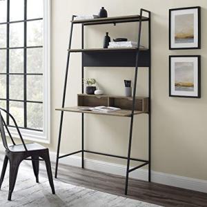 Walker Edison Freya Urban Industrial Ladder Desk Now 6.52 (Was 9.00)
