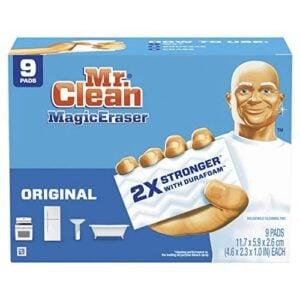 Mr Clean Magic Eraser Original 9 Count Now .92 (Was .58)
