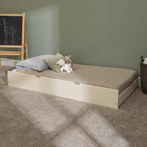 Walker Edison Solid Wood Twin Trundle Frame Now 9.97 (Was 9.00)