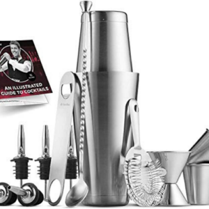 14-Piece Cocktail Shaker Set Now .27 (Was .99)