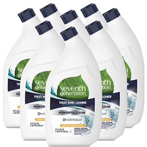 Seventh Generation Toilet Bowl Cleaner 32 oz, 8-Pack Now .63 (Was .99)