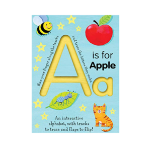 A is for Apple (Smart Kids Trace-And-Flip) Now .01 (Was .95)