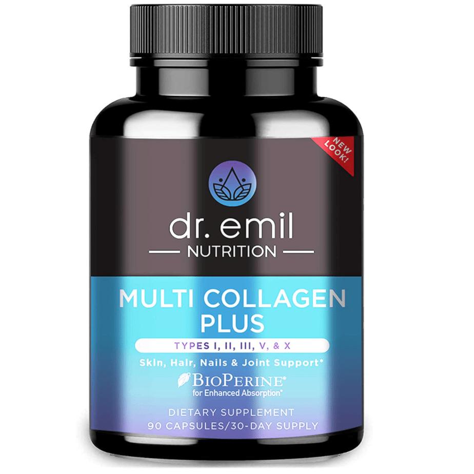 Dr. Emil Nutrition Multi Collagen Plus Now .46 (Was .95)