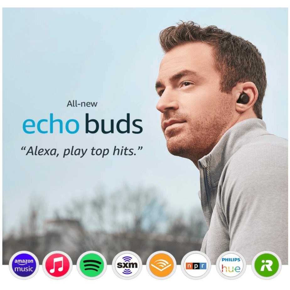 All-New Echo Buds Now .99