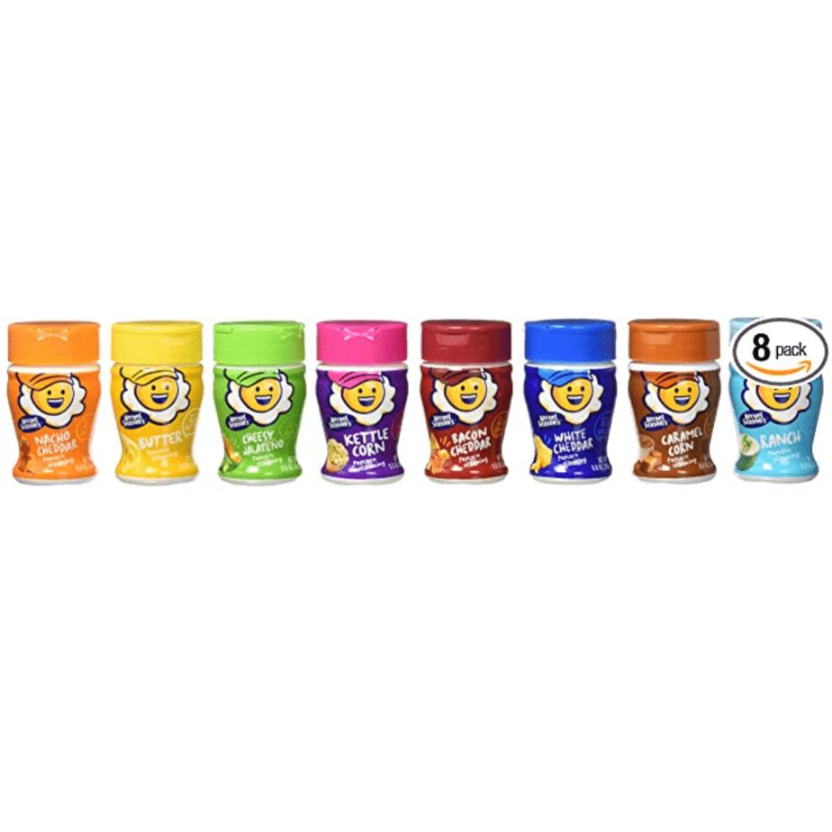 Kernel Season's Popcorn Seasoning Mini Jars Variety Pack Now .90