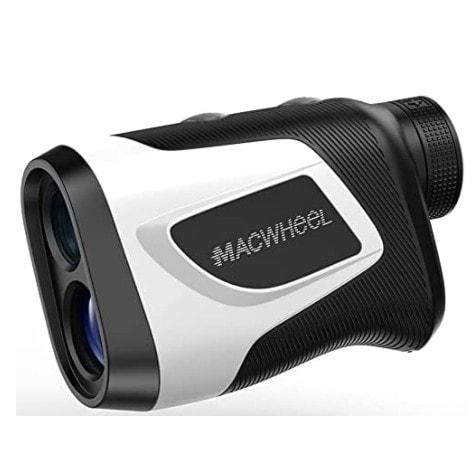 Macwheel 1000 Yards Laser Range Finder Now .99 (Retail 9.99)