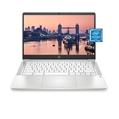 "HP Chromebook 14 Laptop, 4 GB RAM, 32 GB, 14"" Display Only 9.99 Shipped"