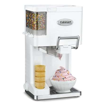 Cuisinart 1.5-Quart Soft Service Ice Cream Maker Only .20 Shipped