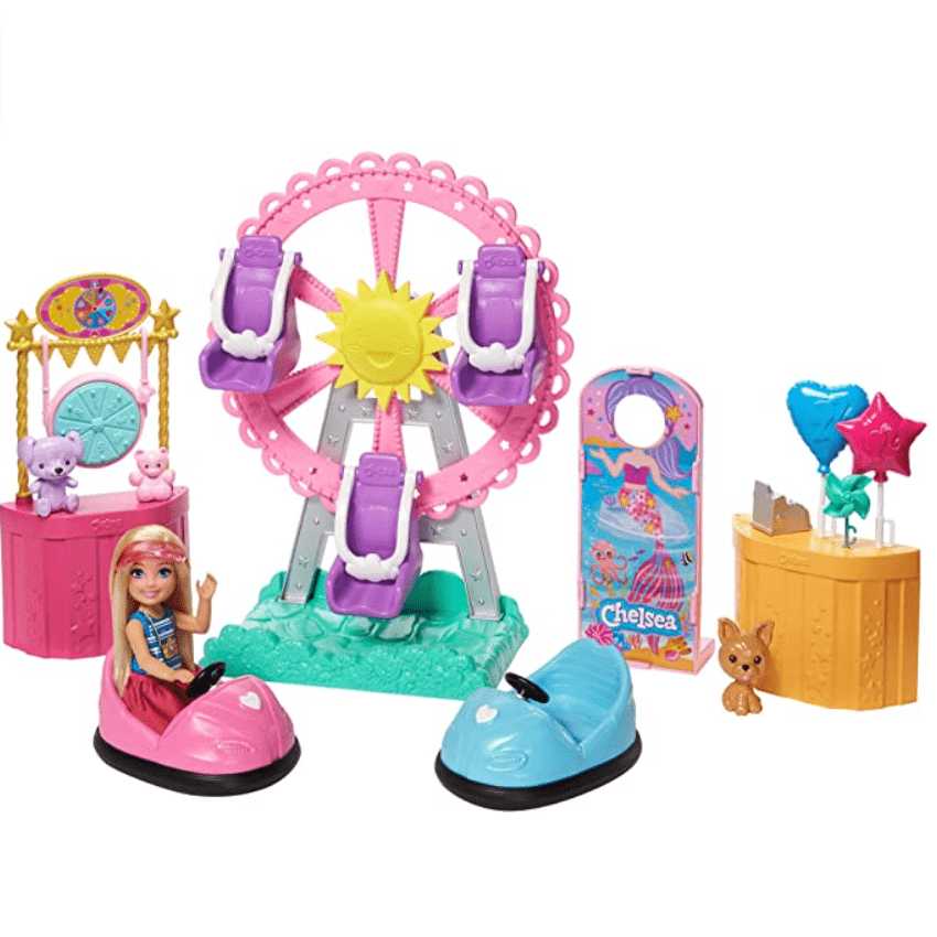 Barbie Club Chelsea Doll and Carnival Playset Now .99 (Was .99)