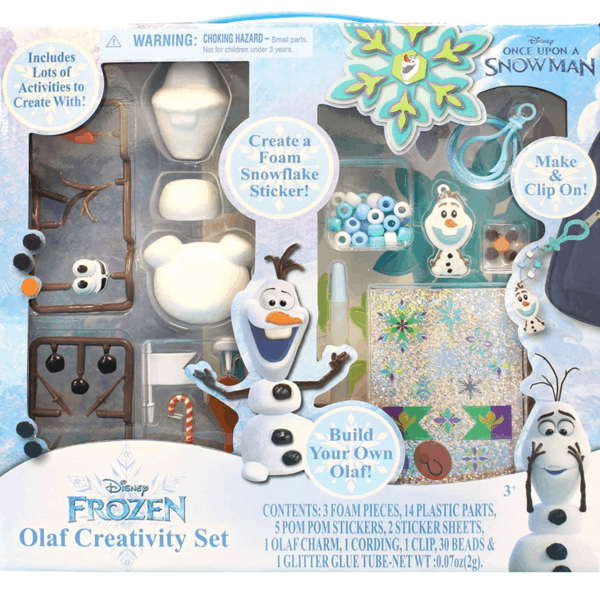 Tara Toys Frozen Olaf's Creativity Set Now .39