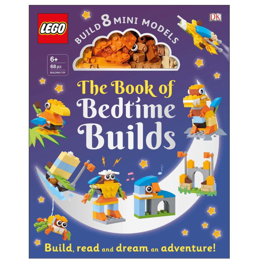 The LEGO Book of Bedtime Builds Now .99 (Was .99)