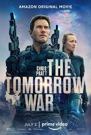 FREE 30 Day Amazon Prime Video Trial - Watch The Tomorrow War for FREE