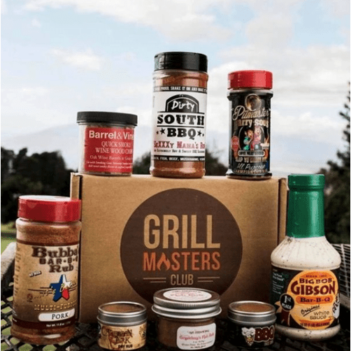 Save BIG on Grill Masters Club Subscriptions