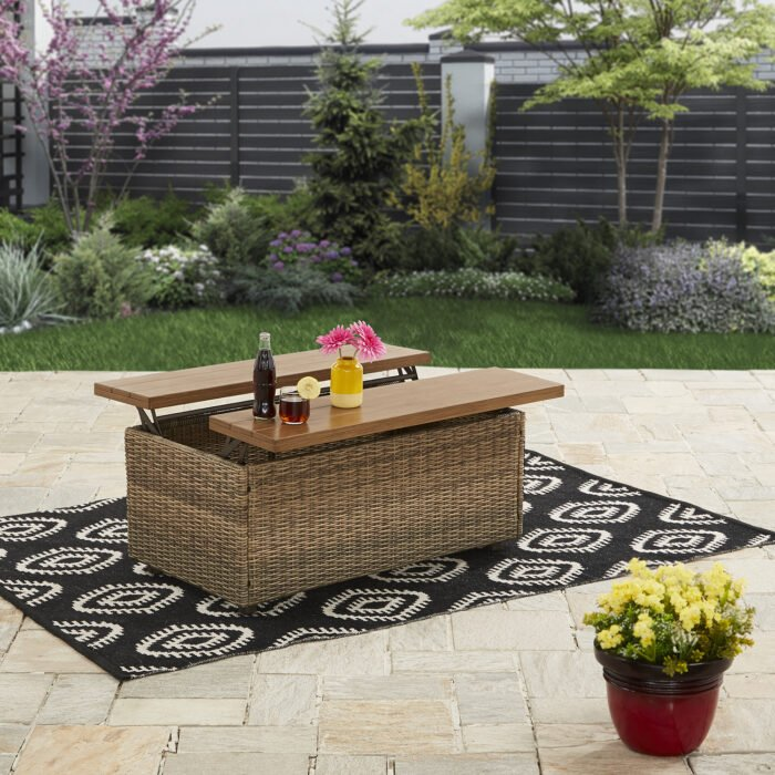 Better Homes & Gardens Adley Deck Box / Table .99 (Was 9)