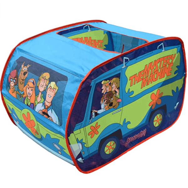 Scooby Doo Mystery Machine Pop Up Play Tent Only .41 (Retail .99)