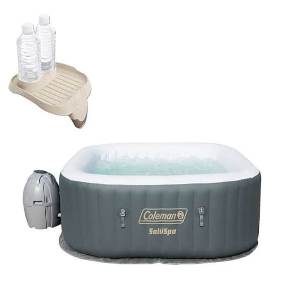 Bestway 4 Person Inflatable AirJet Hot Tub Only 9 Shipped (44 Retail)