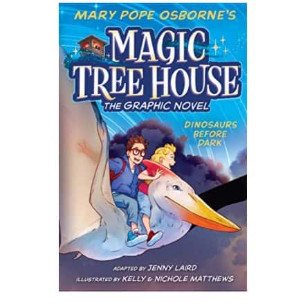 Magic Tree House Dinosaurs Before Dark Book Now .99 (Was .99)