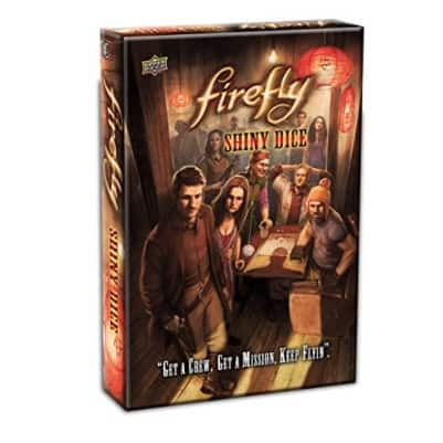 Entertainment Earth Firefly Shiny Dice Game Only .99