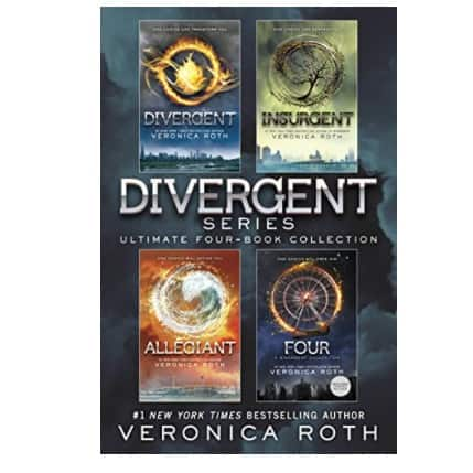 Divergent Series Ultimate Four-Book Collection Only .99 (Retail .96)