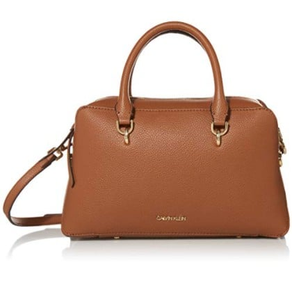 Calvin Klein Deandra Novelty Satchel Only .00 (Retail 8.00)