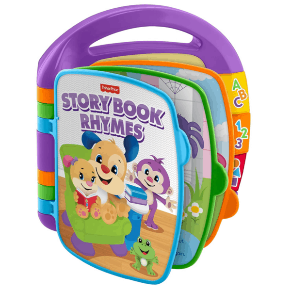 Fisher-Price Laugh & Learn Storybook Rhymes Only .50 (Retail .99)