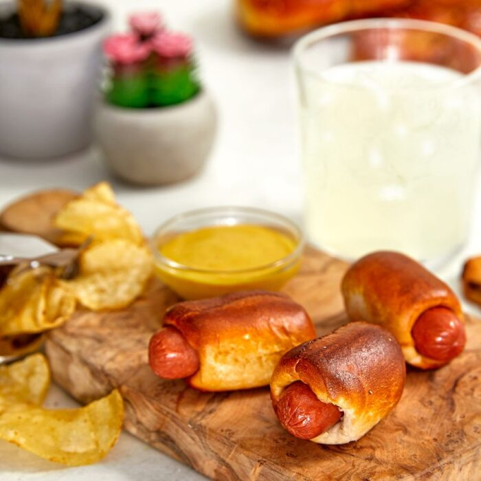 Free Kids Pretzel Dog Meal w/ Adult Meal Purchase at McAlister's Deli