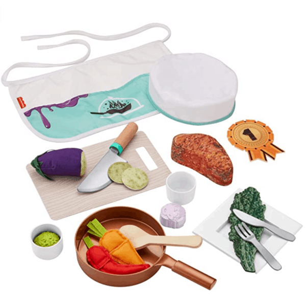 Fisher-Price Head Chef Set Only .50 (Retail .99)