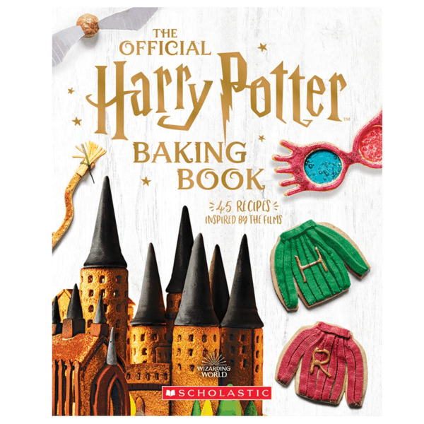 The Official Harry Potter Baking Book Now .98