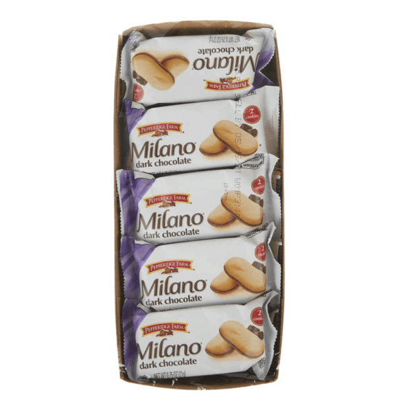 Pepperidge Farm Milano Cookies 10-Pack Now .28