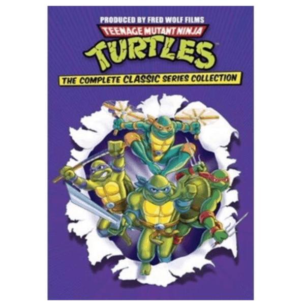 Teenage Mutant Ninja Turtles: Complete Collection Now .96 (Was .98)