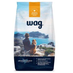Wag Dog Food 30lb Bag Now .56 (Retail .25)