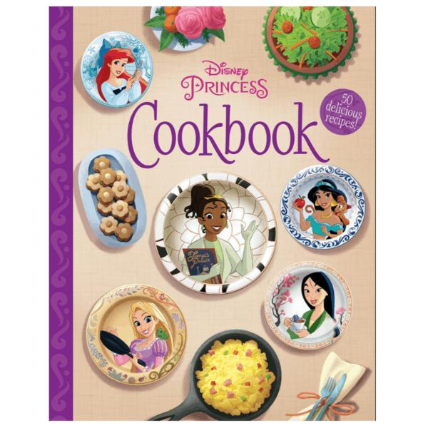The Disney Princess Cookbook Only .50 (Retail .99)