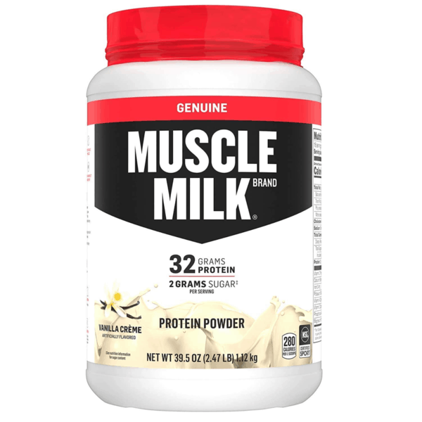 Muscle Milk Genuine Protein Powder Now .16 (Retail .99)