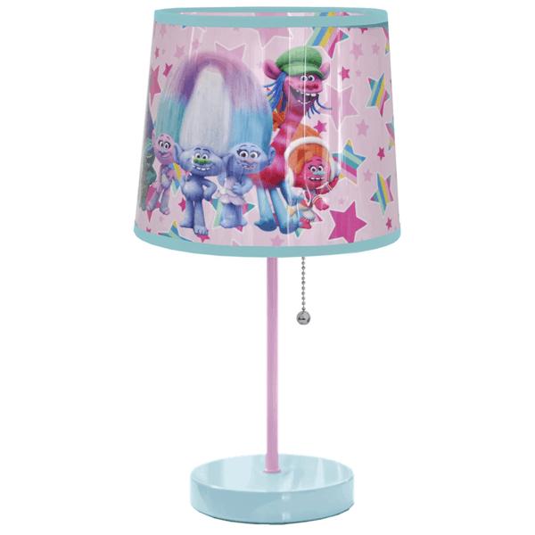 DreamWorks Trolls Stick Table Kids Lamp Only .51 (Retail .99)