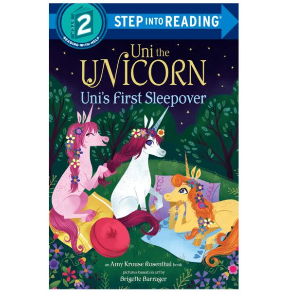 Uni the Unicorn Uni's First Sleepover Only .40