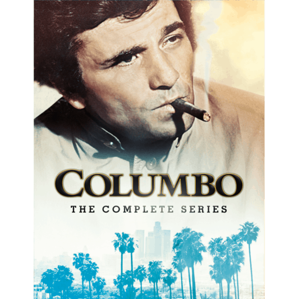 Columbo: The Complete Series DVD Only .96