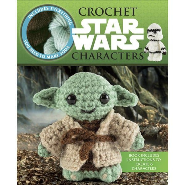 Crochet Star Wars Characters Only .48