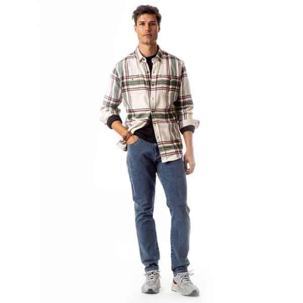 Jordache Vintage Men's Brad Athletic Slim Jeans Only .00