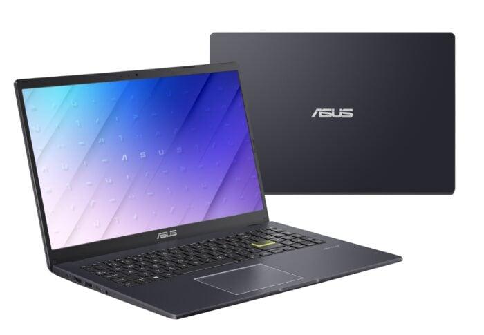 ASUS L510 15.6-in Laptop w/Intel Celeron, 128GB SSD Only 9.00