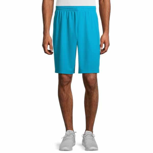 Athletic Works Men's and Big Men's 9-inch Dazzle Shorts Only .00